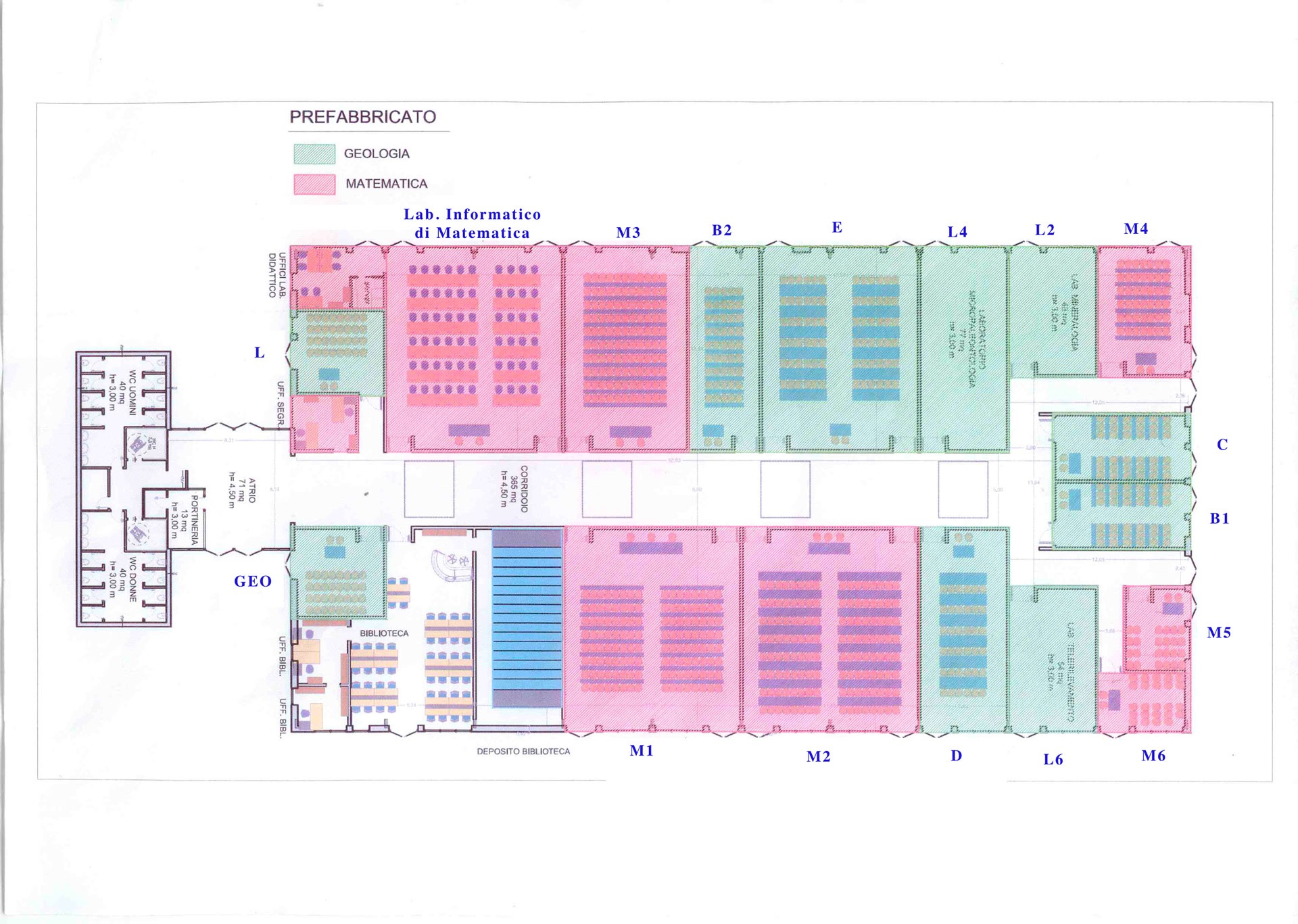 Calendario Primo Semestre 2020.Dipartimento Di Matematica E Fisica